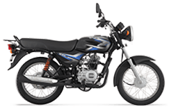CT 100 B Bajaj Bike