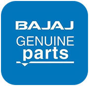 Bajaj Genuine Parts Mobile App Logo