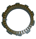 Bajaj Genuine Parts - Clutch Friction Plate