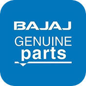 Bajaj Genuine Parts App Logo