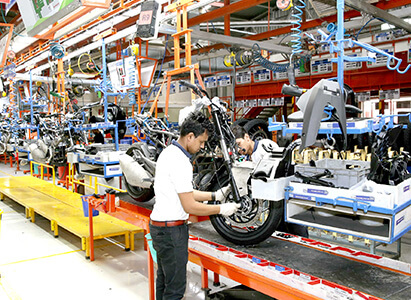 Why Bajaj Auto - Grow with us